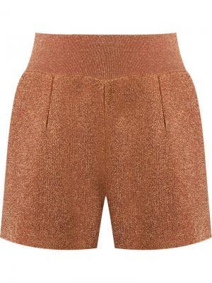 Knit shorts Gig. Цвет: жёлтый и оранжевый