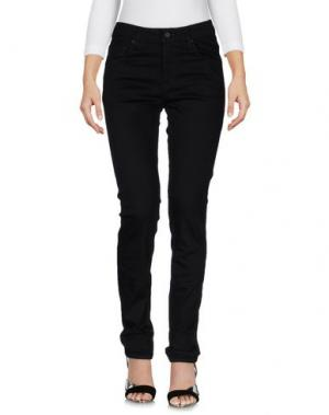 Джинсовые брюки WESC. Цвет: черный