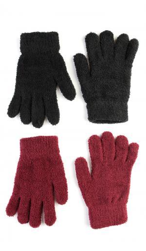 Перчатки, Перчатки ТВОЕ. Цвет: красный