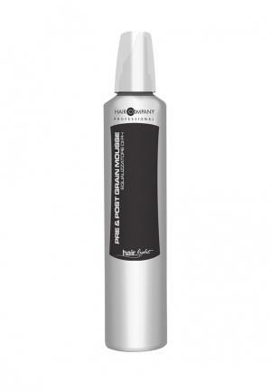Мусс хлебный для волос 250 мл Hair Company Professional. Цвет: серый