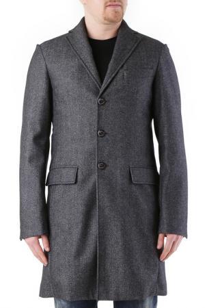 Coat HUSKY. Цвет: dark gray