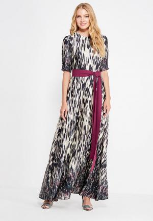 Платье Levall. Цвет: разноцветный