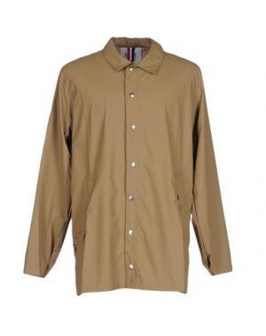 Легкое пальто KILT HERITAGE. Цвет: хаки