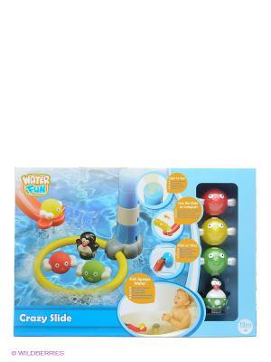 Набор для ванны Водный трамплин Toy Target. Цвет: голубой