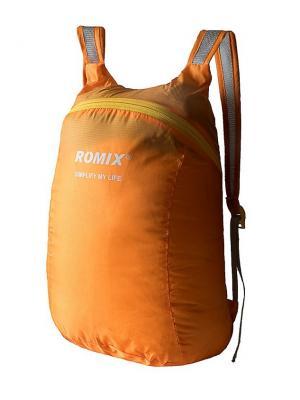 Рюкзак дополнительный RH 30 ROMIX. Цвет: оранжевый