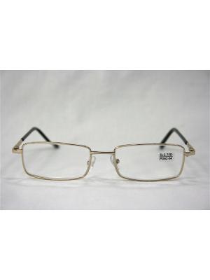 Очки корригирующие (для чтения) 7716 Elife +1.25 PROFFI. Цвет: золотистый