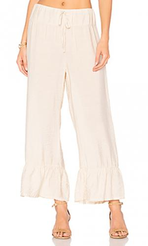 Панталоны amelia LACAUSA. Цвет: беж