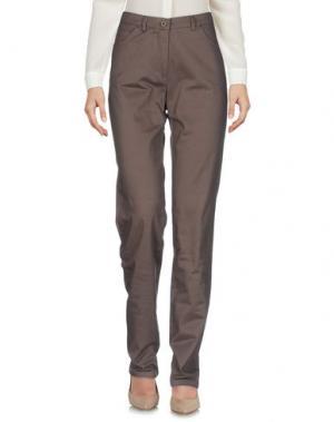 Повседневные брюки PAZ TORRAS. Цвет: светло-коричневый