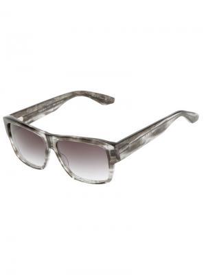 Солнцезащитные очки Insider Dita Eyewear. Цвет: чёрный