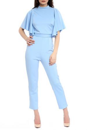 Комбинезон Emma Monti. Цвет: голубой