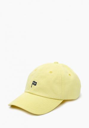 Бейсболка Herschel Supply Co. Цвет: желтый