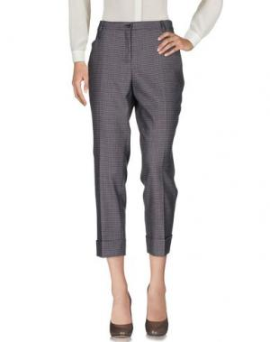 Повседневные брюки L.P. di L. PUCCI. Цвет: сиреневый