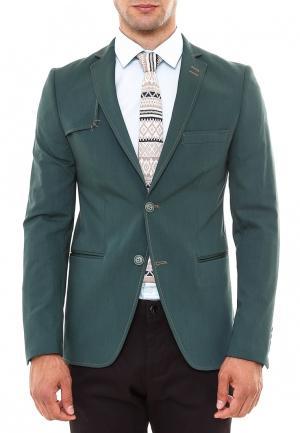 Пиджак Wessi. Цвет: зеленый
