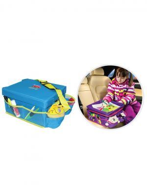 Сумка - органайзер детская Little Car синий PSV. Цвет: синий