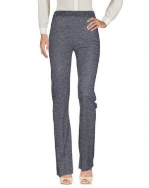 Повседневные брюки GOTHAINPRIMIS. Цвет: темно-синий