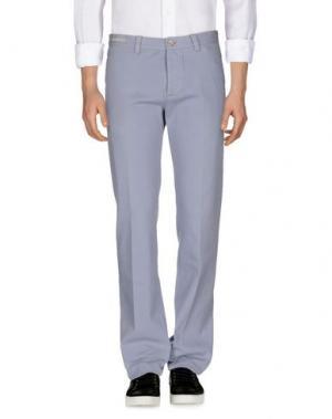 Джинсовые брюки PT01. Цвет: сиреневый