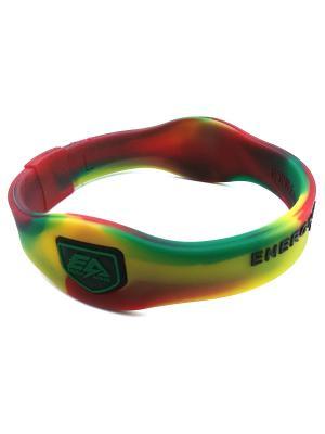 Браслет Energy Armor Rainbow Energyarmor. Цвет: светло-желтый