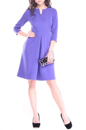 Повседневное платье Laura Bettini. Цвет: сиреневый