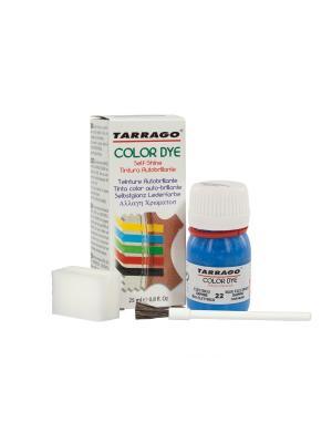 Краситель COLOR DYE, стекло TDC01, 25мл. (022 ГОЛУБОЙ) Tarrago. Цвет: голубой