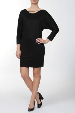 Платье the MACCA. Цвет: черный