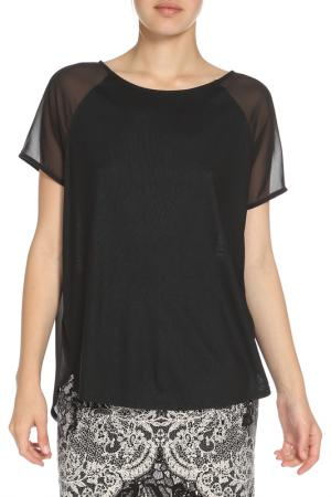 Блузка OUI. Цвет: черный