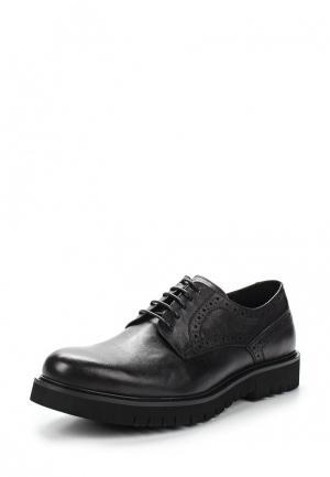Туфли Rosconi. Цвет: черный