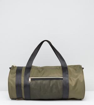 South Beach Спортивная сумка цвета хаки. Цвет: зеленый