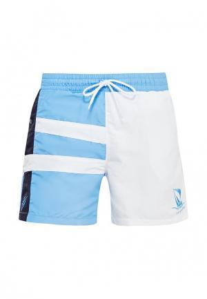 Шорты для плавания Giorgio Di Mare. Цвет: голубой