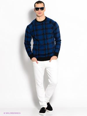 Джемпер New Look. Цвет: темно-синий
