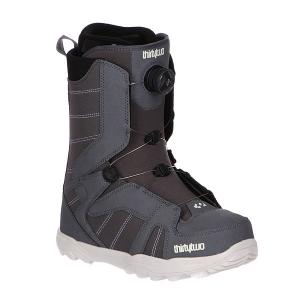 Ботинки для сноуборда  Stw Boa Grey Thirty Two. Цвет: серый