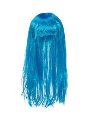 Парик La Mascarade. Цвет: голубой