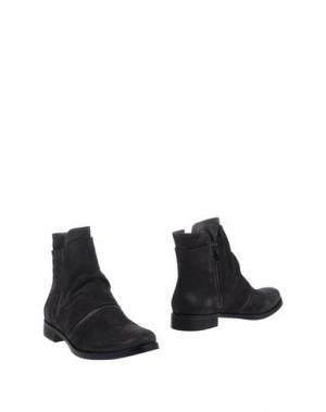 Полусапоги и высокие ботинки FRU.IT. Цвет: стальной серый