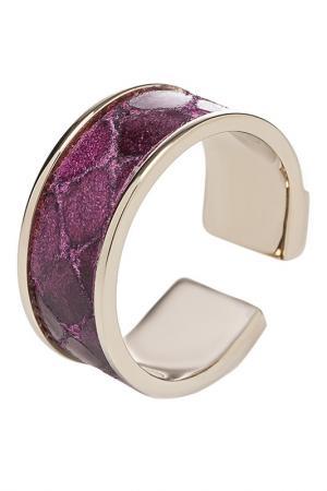 Кольцо STAMERRA. Цвет: розовый