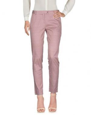 Повседневные брюки MÊME by GIAB'S. Цвет: фуксия