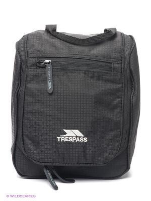 Сумка Trespass. Цвет: черный