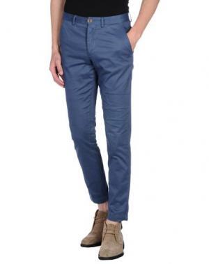 Повседневные брюки BASICON. Цвет: грифельно-синий