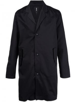 Куртка с накладными карманами Publish. Цвет: чёрный