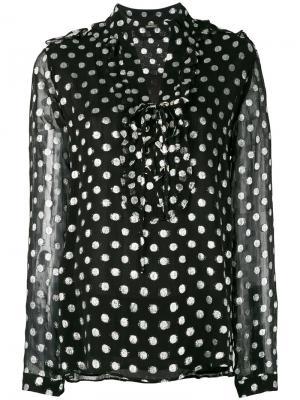 Рубашка Shon Dodo Bar Or. Цвет: чёрный