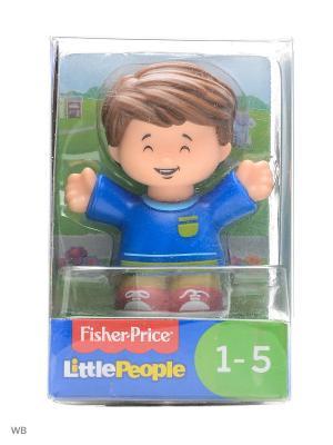 Little People Базовые Фигурки в ассортименте Mattel. Цвет: синий, темно-синий, темно-фиолетовый
