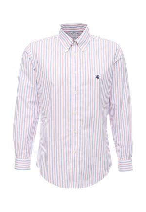 Рубашка Brooks Brothers. Цвет: разноцветный