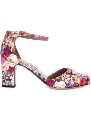 Туфли Amelia Tabitha Simmons. Цвет: многоцветный