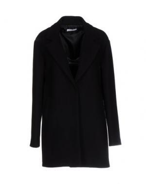 Пальто DANIELA FARGION. Цвет: черный