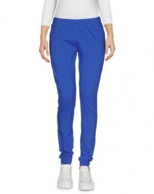 Повседневные брюки DIRK BIKKEMBERGS SPORT COUTURE. Цвет: ярко-синий