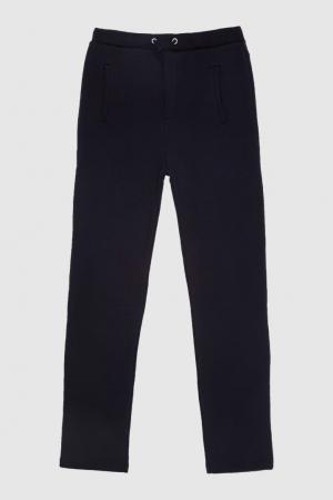 Однотонные брюки Bonpoint. Цвет: синий