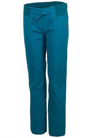 Брюки HANNAH. Цвет: turquoise