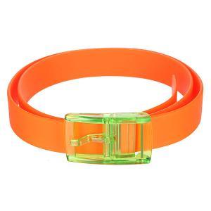 Ремень  Orange C4. Цвет: оранжевый