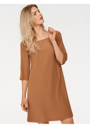 Платье B.C. BEST CONNECTIONS by Heine. Цвет: оранжевый