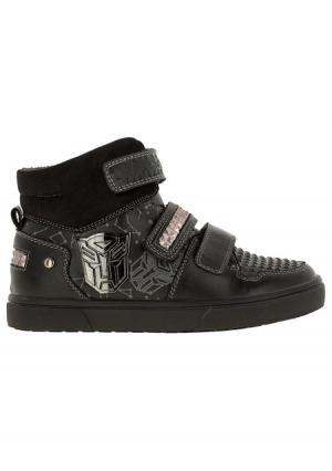 Ботинки Transformers. Цвет: черный