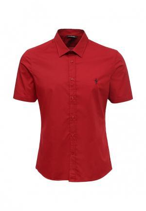 Рубашка Cesare Paciotti. Цвет: красный