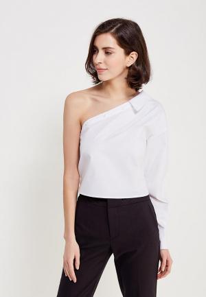 Блуза Paccio. Цвет: белый